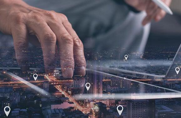 telecom management software location