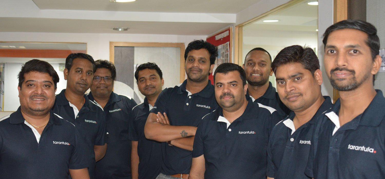 Tarantula's team